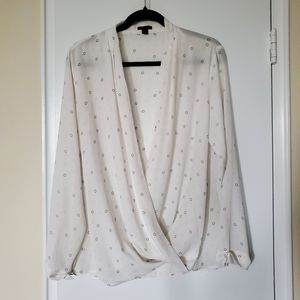 Ann Taylor long sleeves blouse